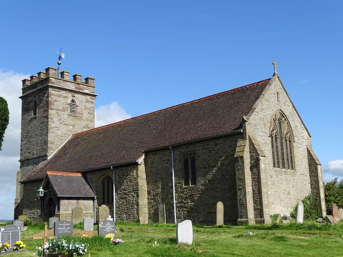BAYTON, St Bartholomew, Worcestershire