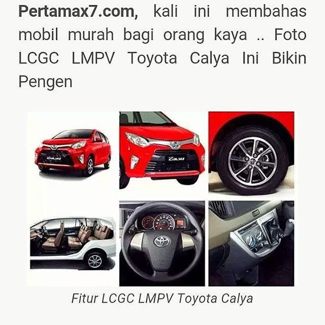 1080+ Gambar Mobil Toyota Calya Terbaik