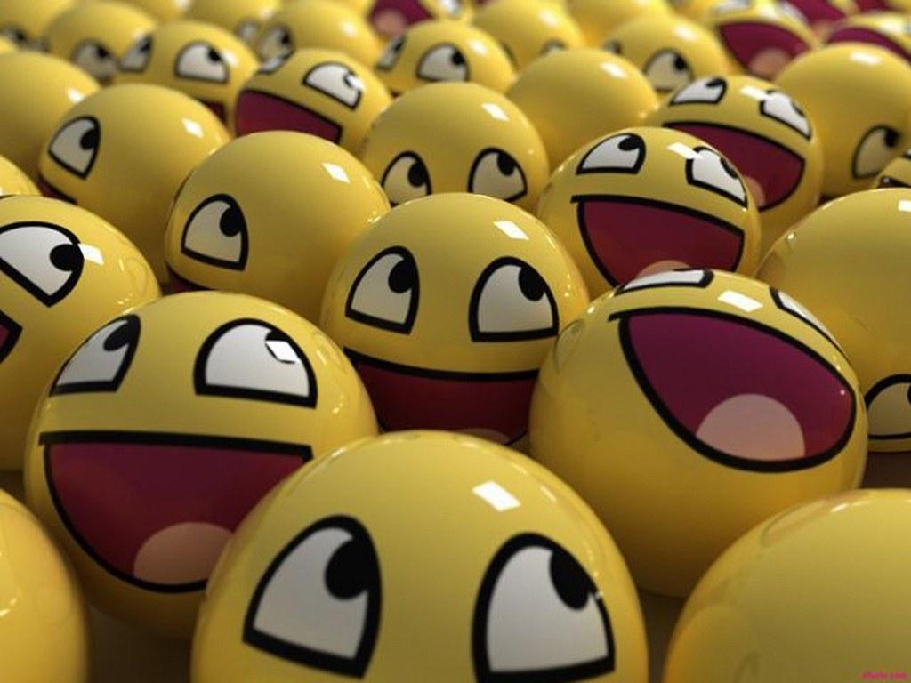 Smiley Face Wallpaper 016 Djtomservo Flickr
