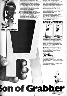 Vivitar-E-Series-enlargers-ad-1971 | by camerawiki