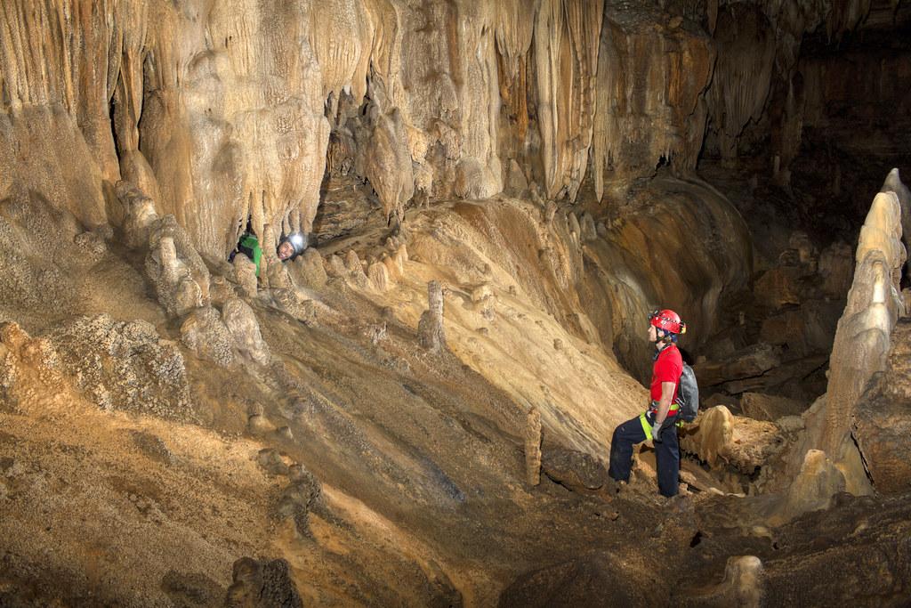 Rami Ayoub, Clinton Elmore, Secret Cave, Putnam Co, TN