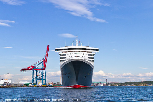 QUEEN MARY 2 | by Christopherkr