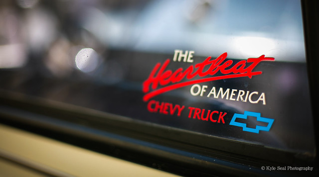 The Heartbeat of American - Chevrolet