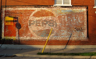 Pepsi Sign - Kitchener, Ontario | by Mac Armstrong