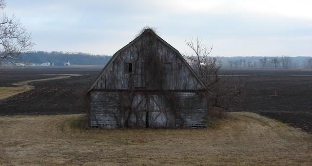 Tiny Tim barn