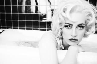 She Does A Good 'Marilyn' | by TJ Scott