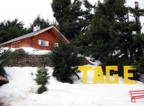 TAGE - Cerro Catedral, Bariloche