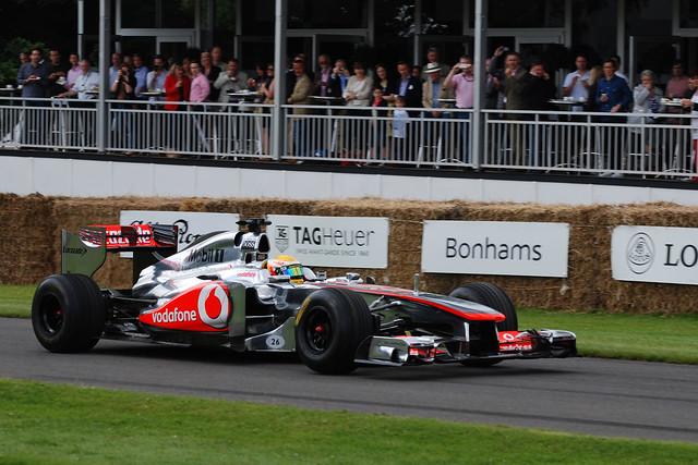 Lewis Hamilton - Festival of Speed (183)