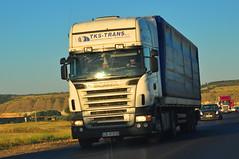 "Scania R420 ""TKS-trans"" (Pl)"