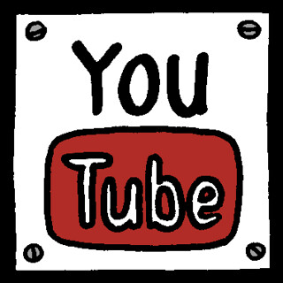 YouTube icon | by Jurgen Appelo
