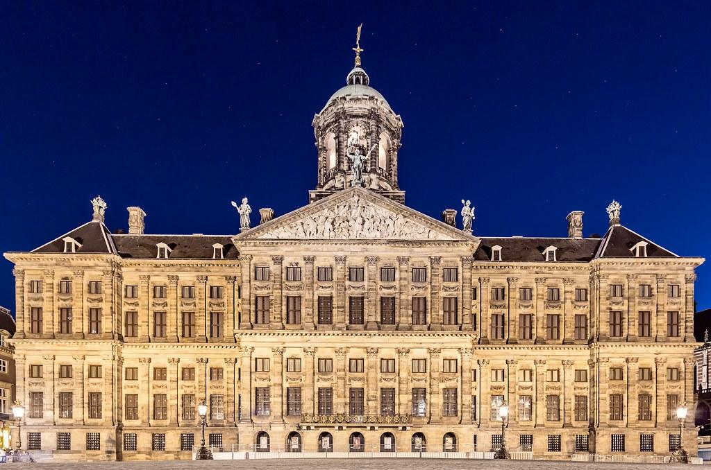 القصر الملكي امستردام