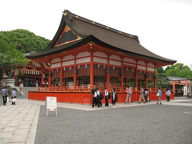 Kyoto, Fushimi Inari Shrine