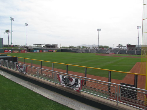 arizona baseball az reds ballpark goodyear springtraining cincinnatireds cactusleague baseballpark goodyearballpark canonpowershotsx30is 030716 baseball16