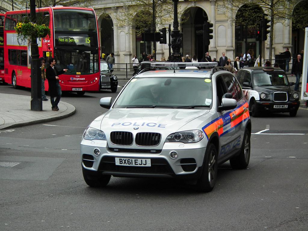 Met Police CBH