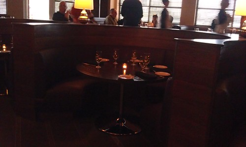 Cozy booth Seating at Spectrum Grille | by Cavalier92