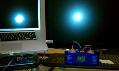 Thu, 04/26/2012 - 11:56pm - Expedient sent me a potato clock today.