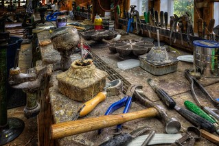 Limmer's Workbench | by Rob Hanson Photography