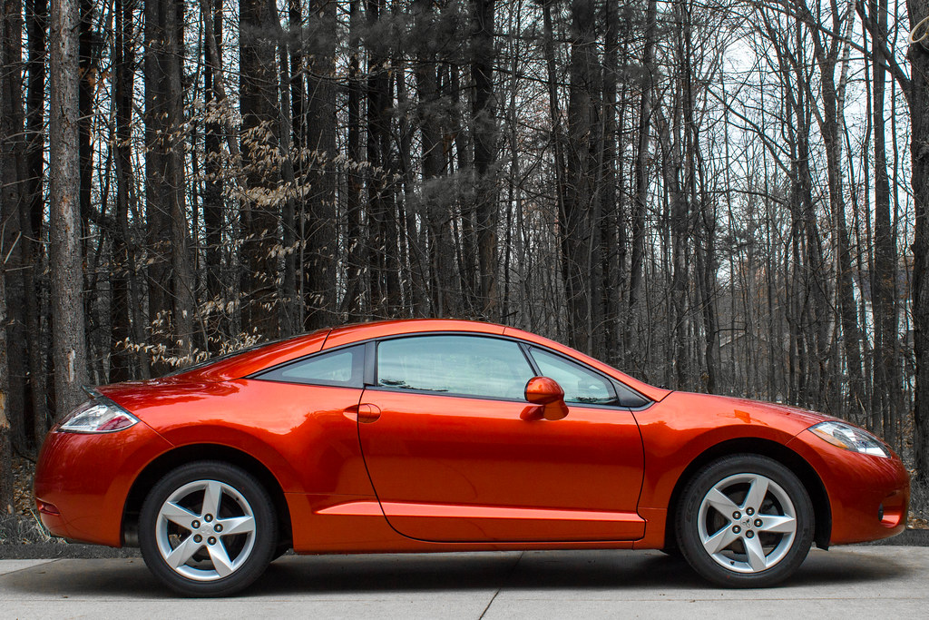 2007 Mitsubishi Eclipse Gs >> 2007 Mitsubishi Eclipse Gs Sunset Pearl Sunset Pearl Or