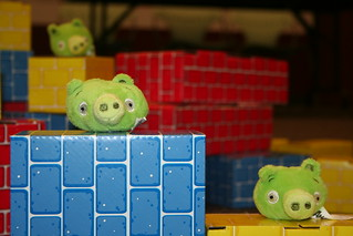 Live Angry Birds Tournament