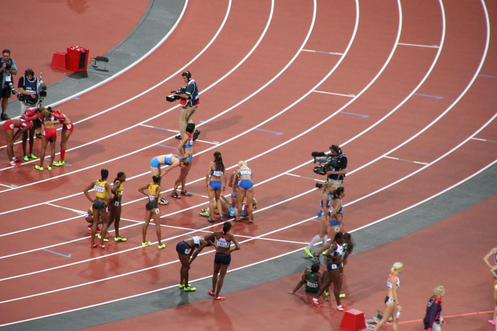 London 2012 Athletics