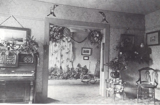 Undated photo of the interior of Sumner Hall