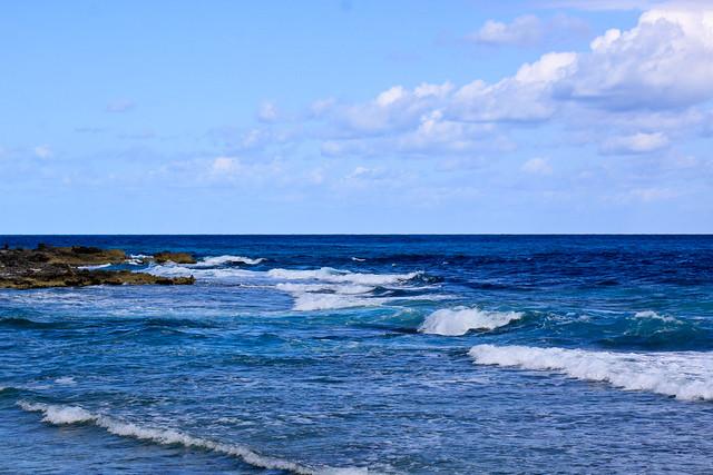 L'océan, l'océan, encore et toujours l'océan