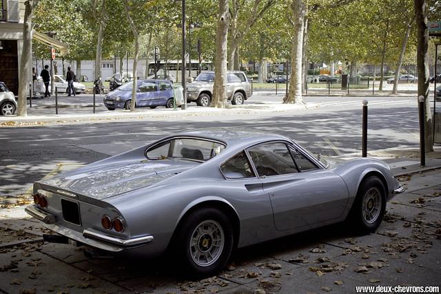 Spotting 2011 - Dino 246 GT