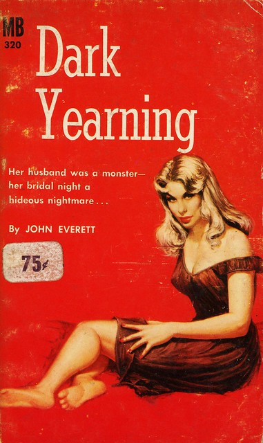Magnet Books 320 - John Everett - Dark Yearning
