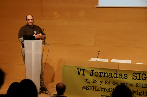 Sesiones paralelas en siglibre2012   by siglibre
