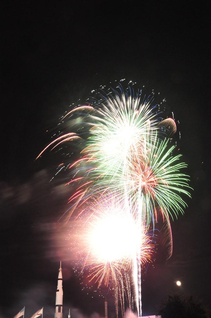 Fireworks in huntsville alabama