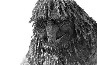 The Hunderfossen Troll   by hammershaug