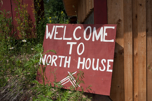 Welcome to North House | by goingslowly