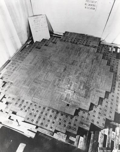 Fermis pile in November 1942