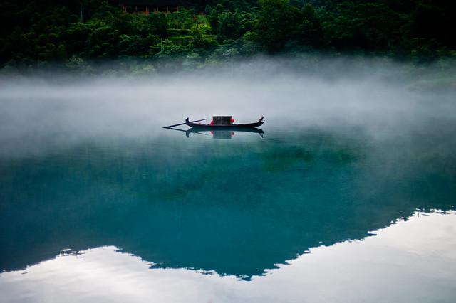 Dongjiang Lake (東江湖) 3, Hunam Province