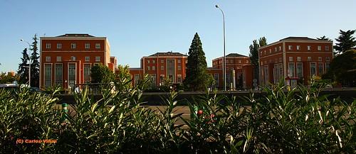 Facultad de Ingenieros Agrónomos. Universidad Complutense. Madrid