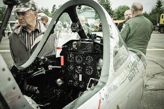 Fouga Magister cockpit | by Jonne Naarala