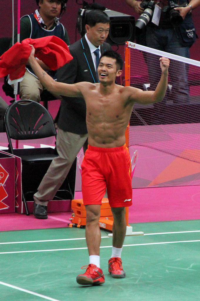 Lin Dan Triumphs