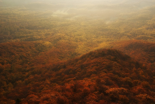 sunrise photography virginia hiking trail blueridgeparkway appalachianmountains sharptop swva brettmaurer