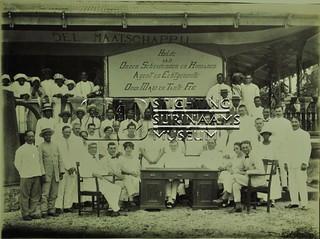Afscheid Maurits en Fie Welle   by Stichting Surinaams Museum