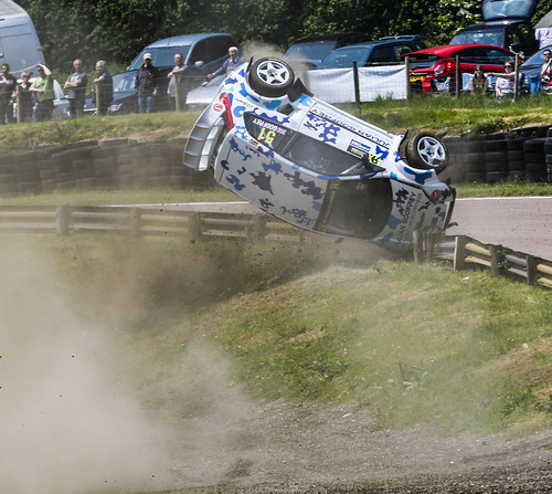 lydden rally cross crash | by dazzlers82