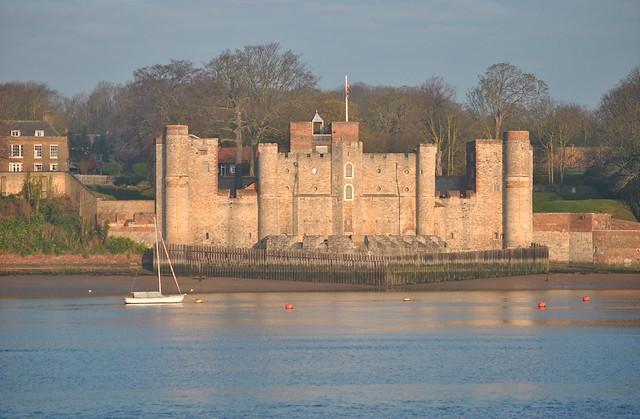 upnor castle kent