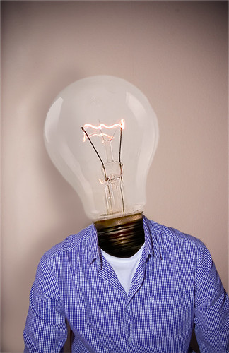 Me as lightbulb   by Epiphonication