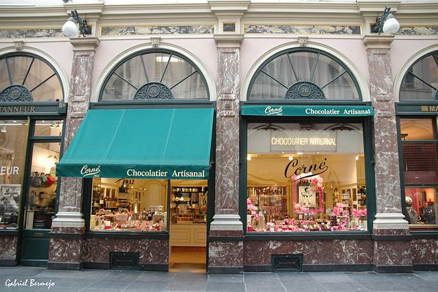 Chocolatier Artisanal - Bruselas