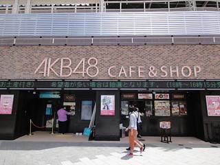 AKB48 CAFE & SHOP AKIHABARA | by Dick Thomas Johnson