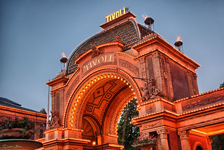 Entrance to Tivoli Gardens, Copenhagen | by Mustang Joe