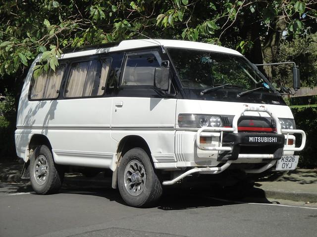 1993 Mitsubishi Delica Star Wagon