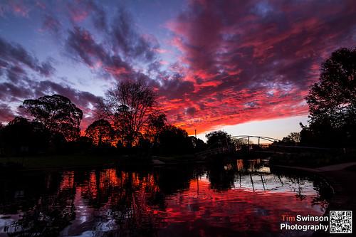 sunset australia queensland toowoomba lakeannand timothyswinson kingbobnet