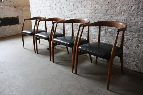 Stimulating Lawrence Peabody Mid Century Modern Arm Chairs for Richardson Nemschoff (U.S.A., 1960's) | by Kennyk@k2modern.com
