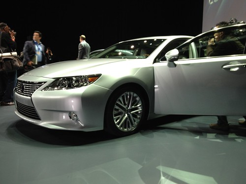 2013 Lexus ES  at the New York International Auto Show | by lotprocars