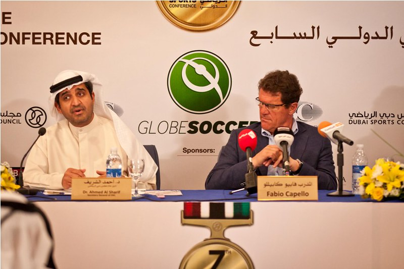 Globe Soccer 4th Edition Press Conference - Dubai